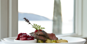 Restaurants in Balestrand