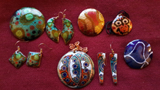 Visit the enamel workshop - Local crafts in enamel produced on site!