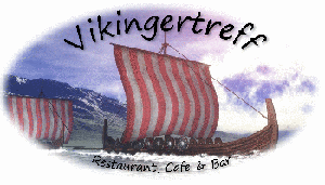 Hungry? Try the restaurant Vikingertreff