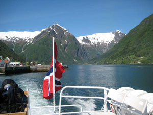 Fjordcruise with glacier museum and glacier