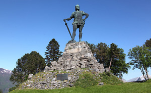 Fridtjof the Bold in Vangsnes